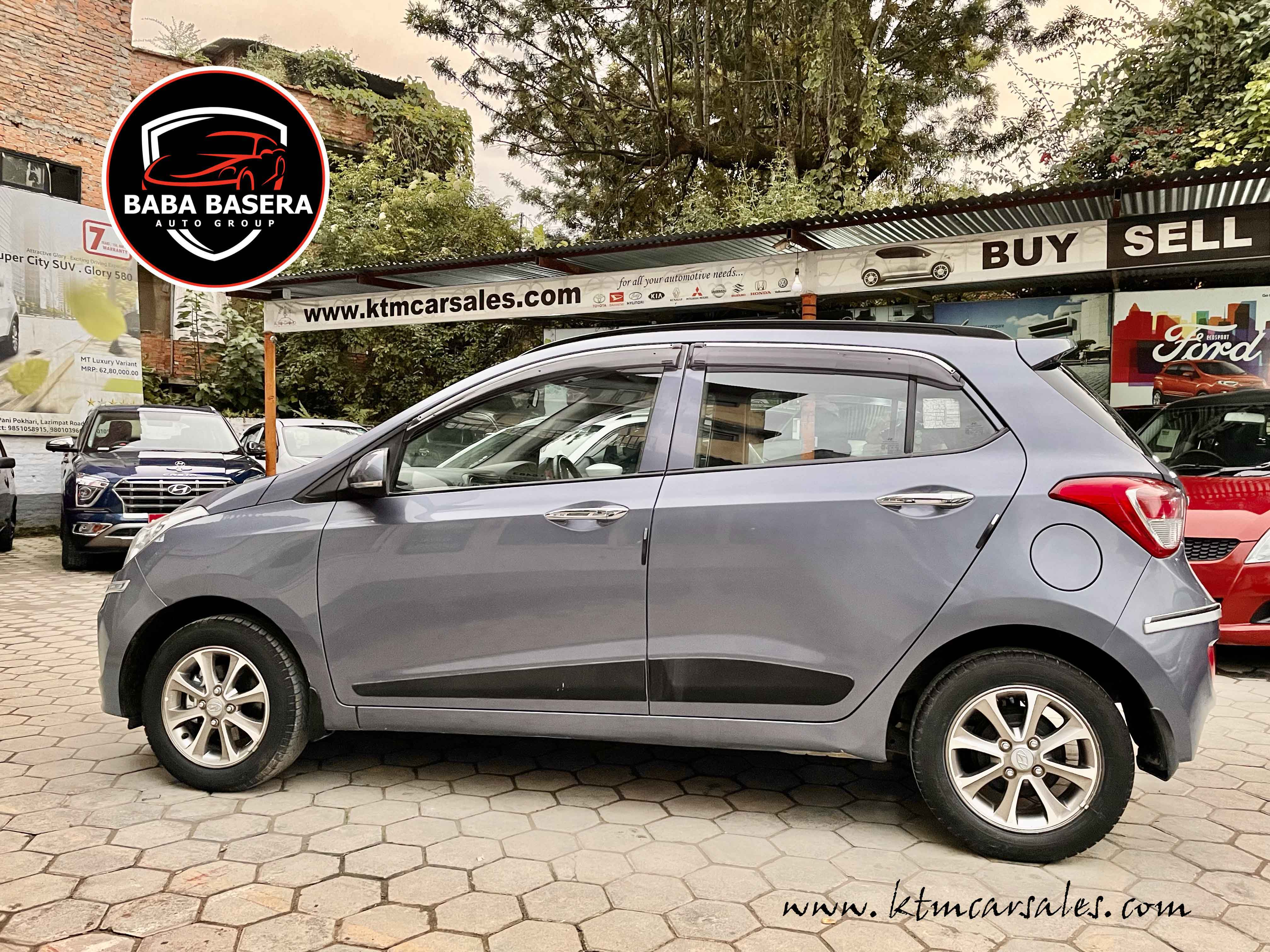 Single Owner HYUNDAI GRAND I10 ASTA 'O' Full Pack Edition Only 12k km Run Untouched spare wheel - Image 6